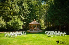 CedarWood Meadows ~ Out-door gazebo
