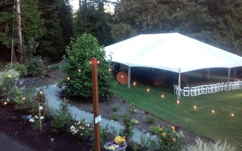 CedarWood Meadows Big Tent Rental